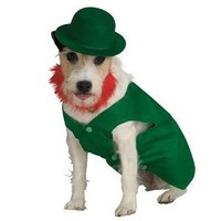 Leprechaun Dog Costume Size X-Large