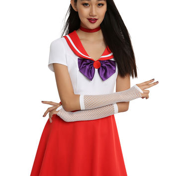 Sailor Moon Sailor Mars Cosplay Dress