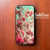 iPhone 6 Case vintage Flower Tumblr.