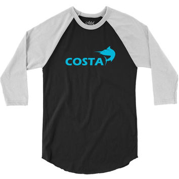 costa 3/4 Sleeve Shirt