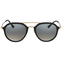 Ray Ban Grey Gradient Sunglasses RB4253 601/71 50