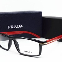 Prada Women Fashion Popular Shades Eyeglasses Glasses Sunglasses [2974244532]