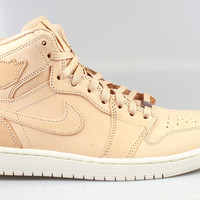Air Jordan Men's 1 High Pinnacle Vachetta Tan
