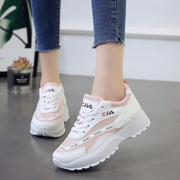 Tenis Feminino 2018 Spring Winter Women Gym Sport Shoes Women Tennis Shoes Female Stability Athletic Fitness Sneakers Trainers