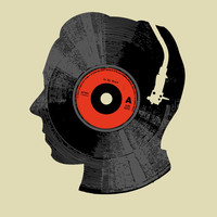 The Song In My Head Art Print by Budi Satria Kwan