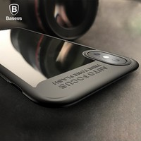 Baseus Phone Case For iPhone X