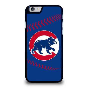 CHICAGO CUBS BASEBALL LOGO iPhone 6 / 6S Case Cover