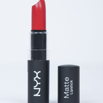 NYX Matte Lipstick - Perfect Red