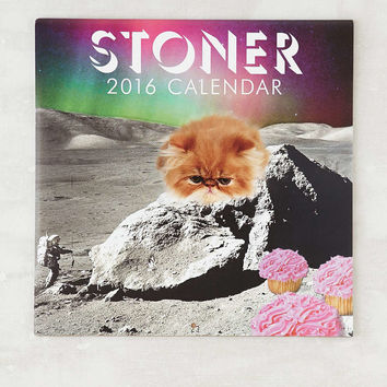 Stoner 2016 Wall Calendar - Urban Outfitters