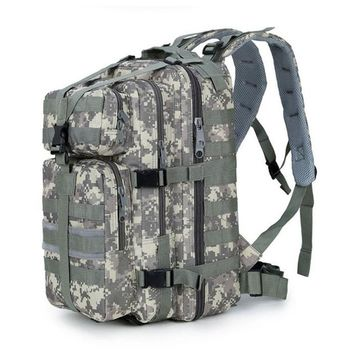 Sports gym bag 35L Military Tactical Backpack Oxford 3P Bags Tactical Backpack Outdoor  Hunting Camping Climbing Fishing Bags KO_5_1