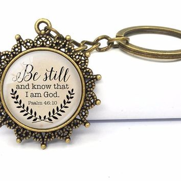Christian Keychain - 5 Options - 10 Designs