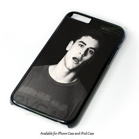 Jack Gilinsky Face Magcon Boys Design for iPhone and iPod Touch Case