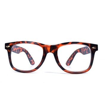 fad633d968 vintage 90s tortoise shell wayfarer 1.5 reading glasses oversize.  accessories