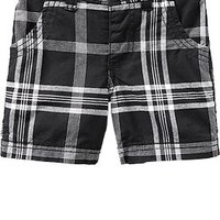 Canvas Shorts for Baby