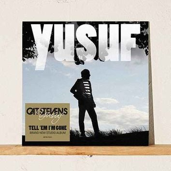 Yusuf/Cat Stevens - Tell 'Em I'm Gone- Black One