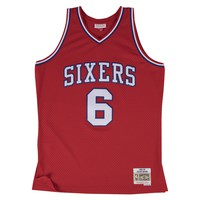 JULIUS ERVING SWINGMAN JERSEY - PHILADELPHIA 76ERS