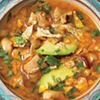 Mexican Chicken Lime Soup Recipe - Every Day with Rachael Ray