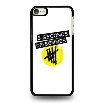 5 SECONDS OF SUMMER 2 5SOS iPod Touch 6 Case Cover