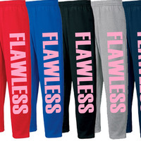 Beyonce Flawless Sweatpants