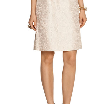 Cotton and silk-blend jacquard skirt | Dolce & Gabbana | US | THE OUTNET