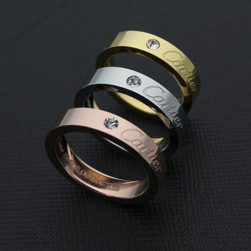 cc auguau Cartier Ring