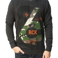 Young & Reckless Men's Rotor Head Pullover Sweater