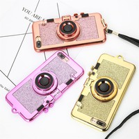 Luxury 3D Retro Camera Phone Case