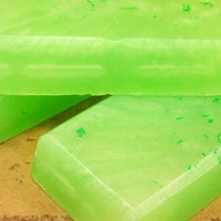 Sweet Orange And Green Clover Scented Soap....FREE SHIPPING | Luulla
