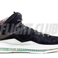 "lebron 10 ext qs ""black suede"" - Lebron James - Nike Basketball - Nike 