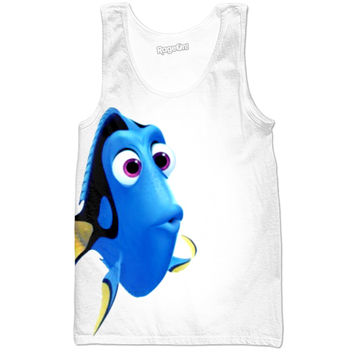 Finding Dory Graphic Tank Top