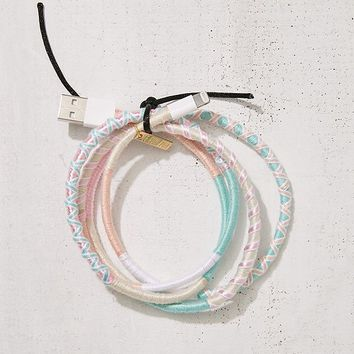 Le Pom Pom Holly Lightning Cable | Urban Outfitters