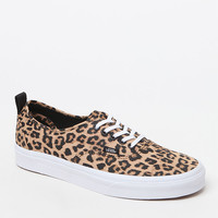 Vans Women's Authentic Canvas Sneakers at PacSun.com