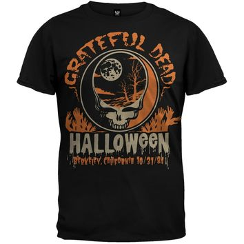 Grateful Dead - Halloween 84 Soft T-Shirt - Small