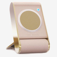 Folding portable speaker - Nude Pink | Gifts for him | Ted Baker UK