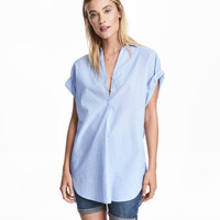 Cotton Tunic - from H&M