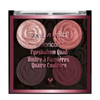 Rebel Rose Color Icon Eyeshadow Quad | wet n wild