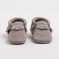 Stone Suede - Limited Edition Moccasins