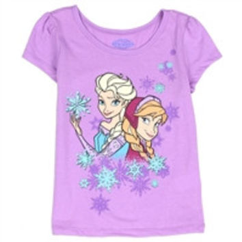 FROZEN Girls 7-12 T-Shirt-xdzb419