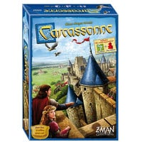 Carcassonne - Tabletop Haven