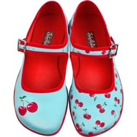 Cherry Shoes by Hot Chocolate