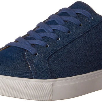 Kenneth Cole REACTION Women's Kam-Era Fashion Sneaker Blue (Denim) 7 B(M) US '