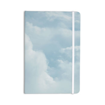 "Chelsea Victoria ""Blue Afternoon"" Blue Photography Everything Notebook"