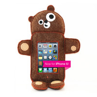 Handmade Teddy Bear iPhone and iPod cases