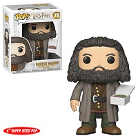 Rubeus Hagrid with Cake Funko Pop! Harry Potter