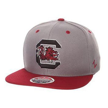Licensed South Carolina Gamecocks Official NCAA Z11 Adjustable Hat Cap by Zephyr 436912 KO_19_1
