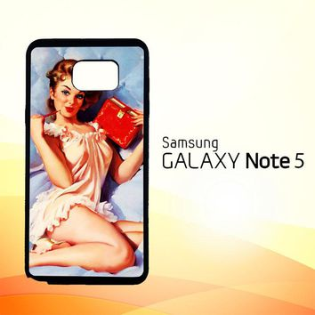 The Pin Up Girls Y1974  Samsung Galaxy Note 5 Case