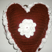 Handmade crocheted candy box by CanadianCraftCritter on Etsy