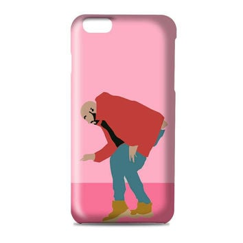 Drake Hotline Bling Dance illustration 2 Actress 3D Iphone | 4s | 5s | 5c | 6s | 6s Plus | Case