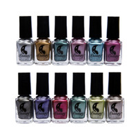 Metallic Nail Polish Mirror Oil Gel PolishGel Varnishes Metal Mirror Oil Party
