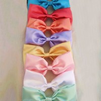 Purely Satin Bows from Love What's Missing